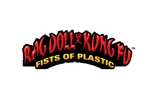 Rag Doll Kung Fu: Fists of Plastic logo