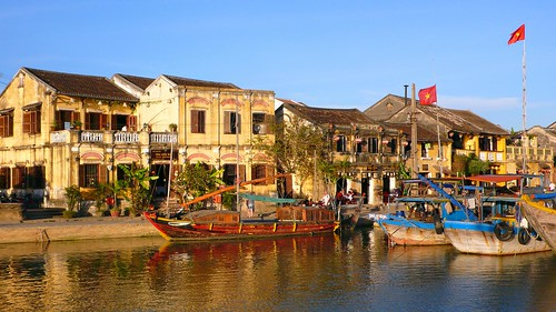 old quarter, hoi an