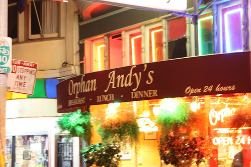 Orphan Andy's - San Francisco
