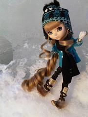 I like ice )) (ochiva) Tags: sunset snow ice spring doll dolls sheep russia hide shelly pullip hash shinku junplanning taeyang ochiva
