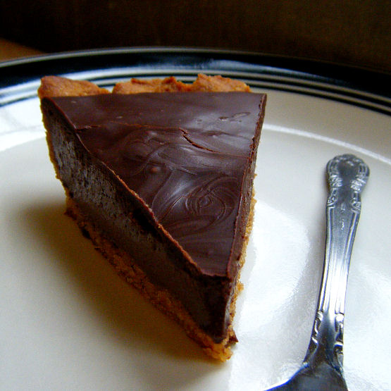 chocolate pb pie 030