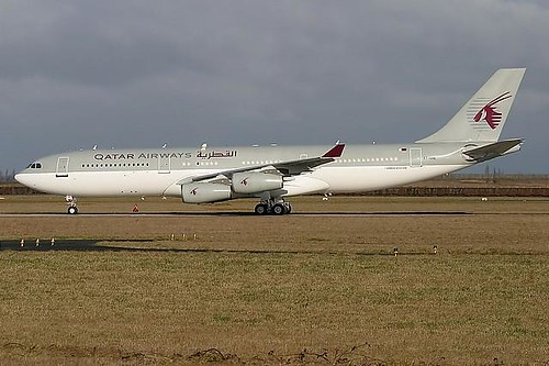 Airbus A340-200 Qatar Airways, A340-200