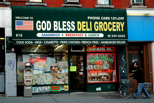 God Bless Deli Grocery