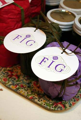 Poached Figs