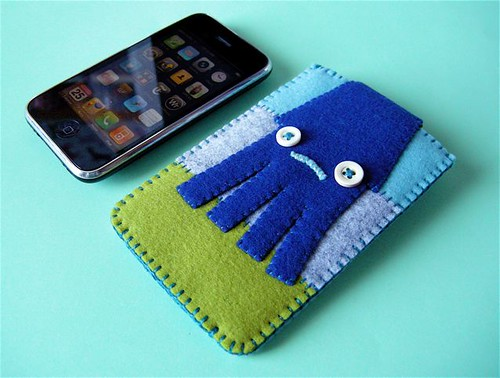 NEW! Squid iphone case (deep ocean)