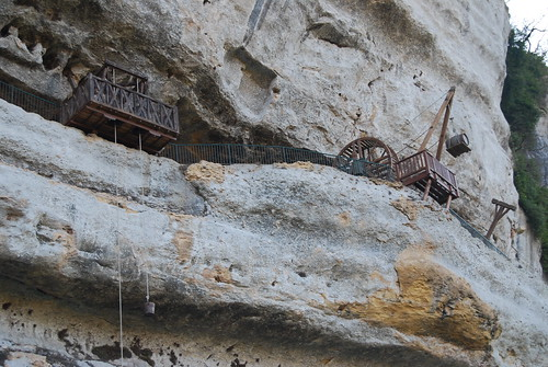 La Roque Saint Christophe par christinetriadou