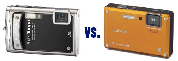 Adventure Cameras: Olympus vs. Panasonic