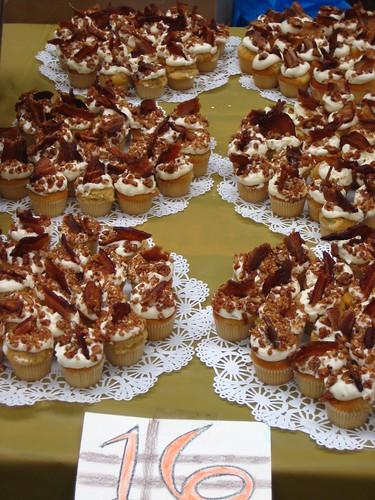 #16-Bacon Cupcakes