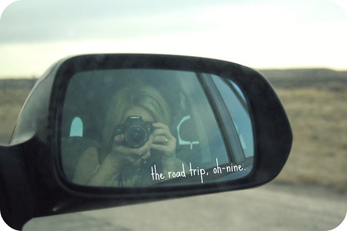 the road trip, oh-nine.