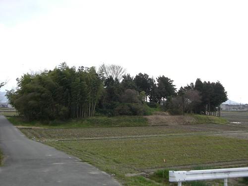 纒向矢塚古墳/Makimuku-Yazuka Burial Mound