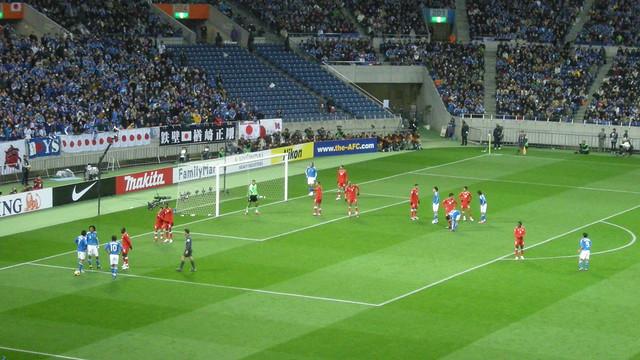 サッカー日本代表戦