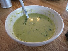 guess the restaurant #1 - soup