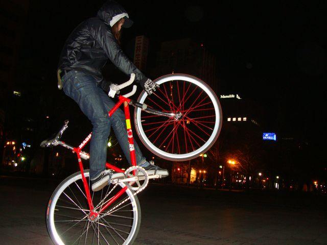 Wheel grab!!!