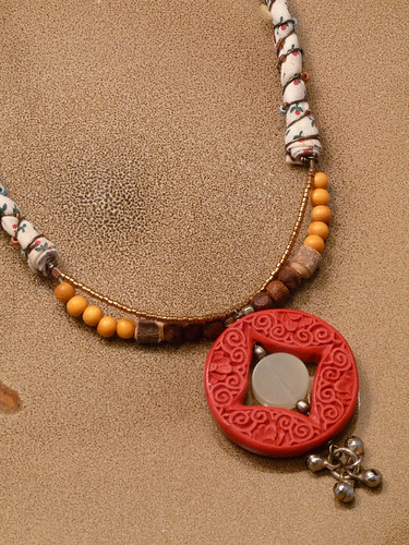 Dim Sum Necklace - Front Detail by traveling.lunas, on Flickr