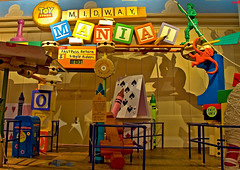 Toy Story Mania:  0 Minute Wait (Tom.Bricker) Tags: vacation architecture america photoshop landscape orlando nikon raw toystory florida disney mickey disneyworld hollywood mickeymouse movies characters nikkor wdw dslr waltdisneyworld figment mgm magical dhs themepark disneymgmstudios sunsetblvd ionic waltdisney hollywoodboulevard grauman disneystudios orlandoflorida graumanschinesetheatre wdi tsm lakebuenavista imagineering colorsaturation disneyresort nikondslr disneypictures nikkor18200mmvrlens nikond40 photoshopcs3 disneypics hollywoodstudios waltdisneyimagineering disneyphotos thestudios toystorymidwaymania disneyshollywoodstudios wedenterprises disneyhollywoodstudios toystorymania disneyphotography wdwfigment tombricker vacationkingdom vacationkingdomoftheworld disneyworldpictures waltdisneyworldpictures cyearofamilliondreams