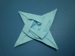 Flower (felsangom) Tags: flower origami