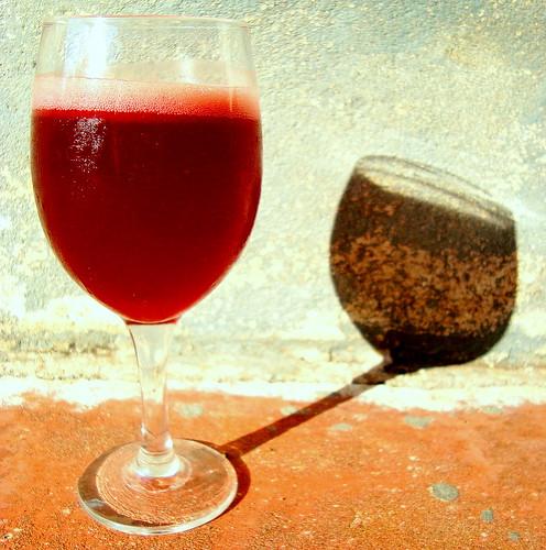 Beet Juice (Beta Vulgaris) - Suco de Beterraba
