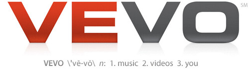 Vevo, o novo portal da Universal Music Group