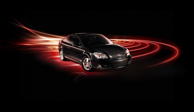Pontiac G5 GT Coupé Automatic (2009)