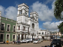 Trinidad cathedral