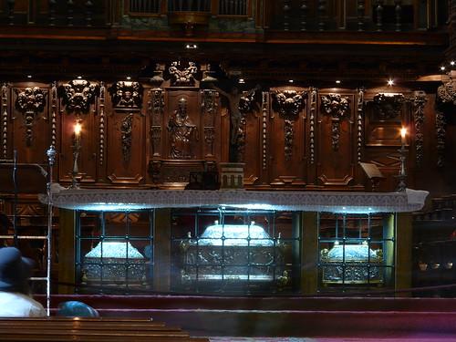 Sillería del Coro y Altar Mayor