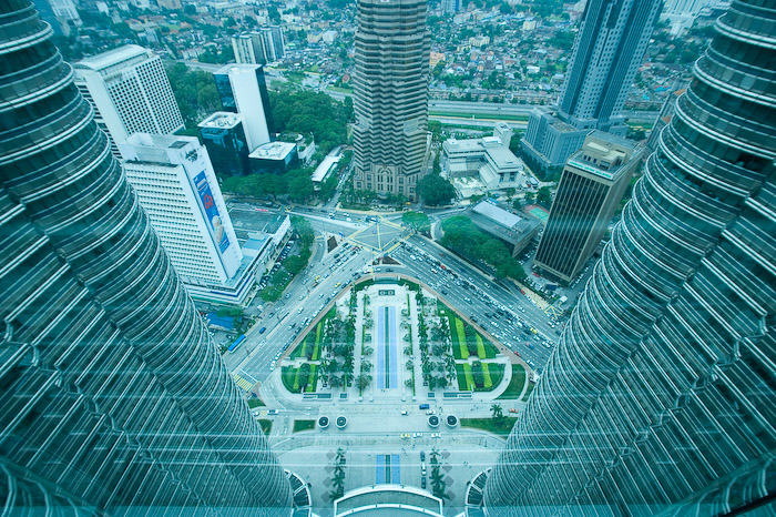 41st floor / Kuala Lumpur