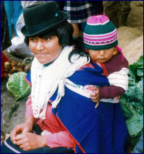 mamá guambiana Silvia Cauca  Colombia