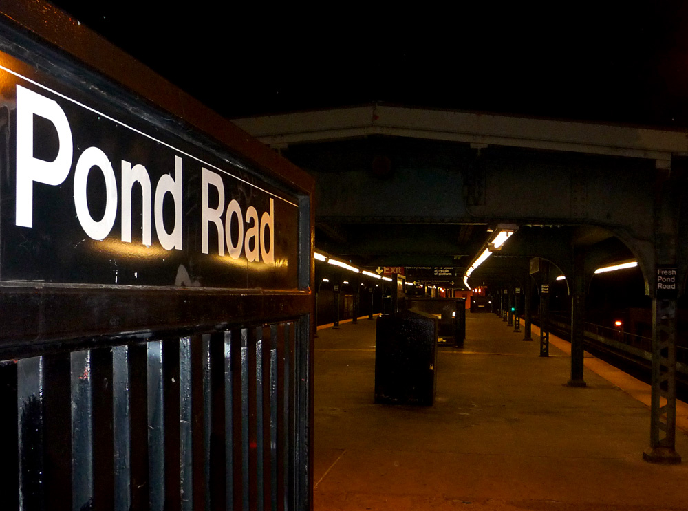 Fresh Pond Road Station