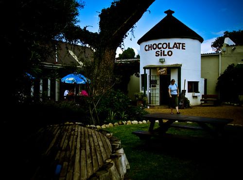 Chocolate Silo