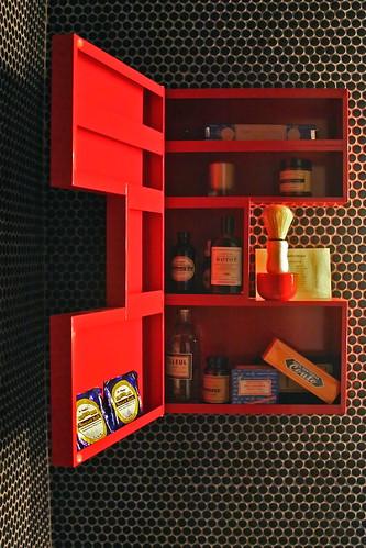 Quirky Medicine Cabinet
