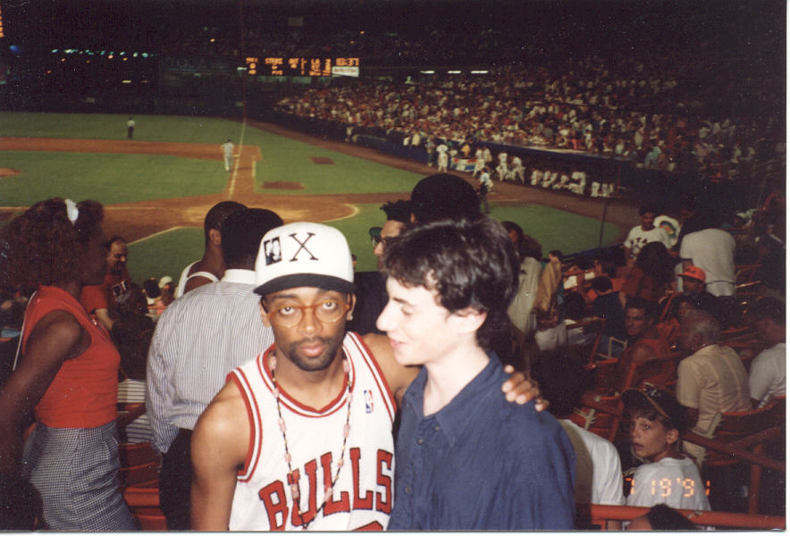 spike lee bulls fan