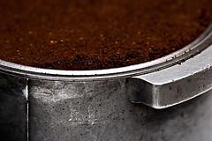 Doppio (davegkugler) Tags: coffee metal machine ground espresso hyper wakeup caffeine brew 500d 100400l project365 1ds2 davegkugler