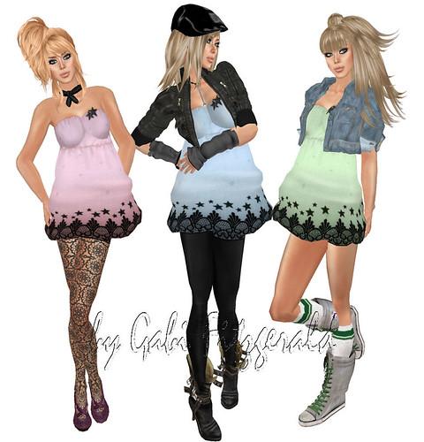 miu star dresses gg