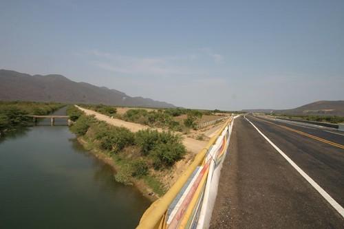 Near La Ventosa, Oaxaca - Mexico.
