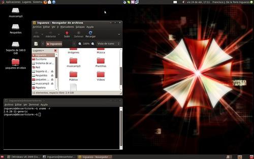 Nueva versión de Ubuntu