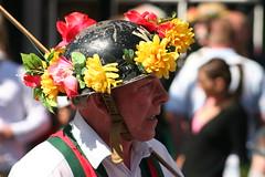 St George's Day in Pinner (Simon T Evans) Tags: stgeorge saintgeorge pinner morrisdance