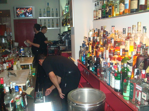 Barra del Bar de Copas