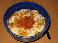 Frhstcksjoghurt (multipel_bleiben) Tags: essen frhstck obst