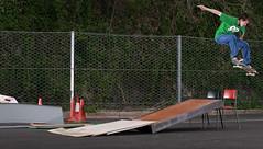 (willharvey) Tags: canon 50mm ramp nathan skateboarding ollie skate 18 tavistock ghetto kickflip gathercole 400d