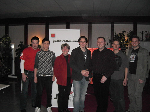 2009-02-14 | Neuwahlen Juso-Kreisverband
