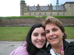 Maman et moi au château!