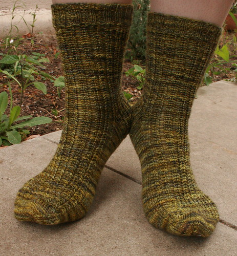 Cornrow Socks