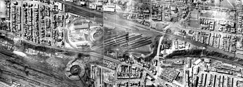 Turcot from the air circa 1930
