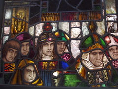 Early Panel by Harry Clarke (Aidan McRae Thomson) Tags: ireland dublin window stainedglass eire harryclarke