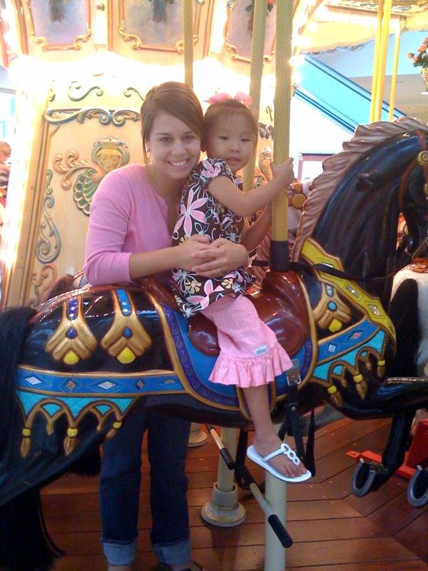 Savannah and EK