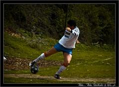 Corre Rony... Reeditado (cespedesenelmaule) Tags: chile sports sport football fuji soccer finepix deporte fujifilm futbol deportes s700 maule toconey s5700