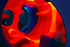 "Verner Panton's ""Fantasy Landscape"" 
