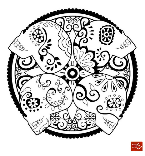 mexican tattoo designs. for tattoo design.