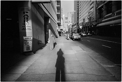 Following Shadows, Self Reflection (alapan.com) Tags: sanfrancisco street shadow selfportrait film photography blackwhite shadows tl olympus photoblog diafine analogue unionsquare xa4 olympusxa tenderloin selfie 1600iso filmphotography fixedlens olympusxa4 28mmf35 filmisnotdead agoncillo autaut longlivefilm wwwalapancom johnagoncillo aristapremium400 bup0709 bupxbitdoc believeinfilm