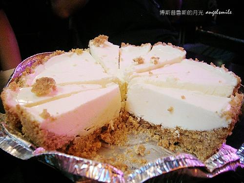 雪藏檸檬乳酪蛋糕